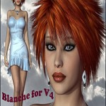 Blanche for V4 by morghana