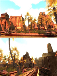 Arteria3d Mayan City Pack