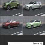 DOSCH 3D Concept Cars