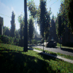 Unreal Engine 4 Modular Neighborhood Pack