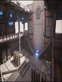Top Down Sci Fi Pack Unreal Engine 4