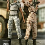 Army Uniform Textures