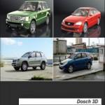 DOSCH DESGIN 3D Cars 2006