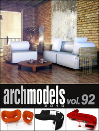 Evermotion Archmodels vol 92