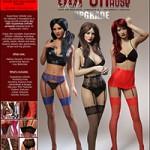SuperHose Infinite MEGA Suite for Genesis 3 Female(s)