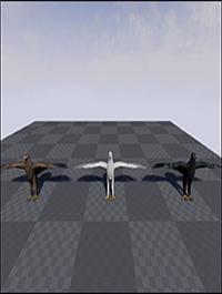 Unreal Engine 4 Eagle