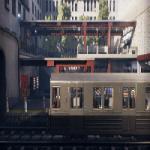 UE4 Marketplce Subway Environment