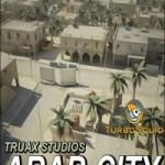 Turbosquid Arab Cityscape Set 02 Low Poly
