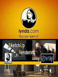 SketchUp Rendering Using V-Ray