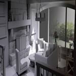 Digital tutors Modeling Interiors in Maya