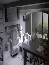 Digital tutors Modeling Interiors in Maya