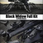 Black Widow Full Kit