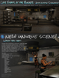 i13 Late Nights at the Bunker by ironman13