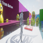 Unreal Engine 4 Marketplace Instant Swimmable Water