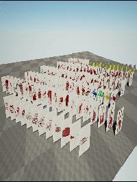 Unreal Engine 4 Marketplace Splatter Decals