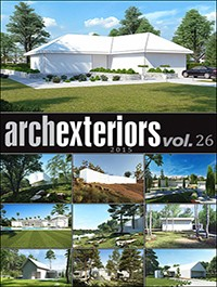 Evermotion Archexteriors vol 26