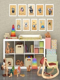 Decorative sets for children №2