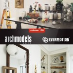 Evermotion Archmodels vol 155