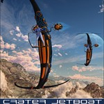 Crater Jetboat by 1971s
