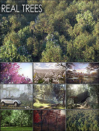 VIZPARK Real Trees