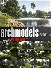 Evermotion Archmodels for UE vol. 4