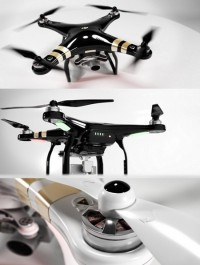 3d Model DJI Phantom3 Professional