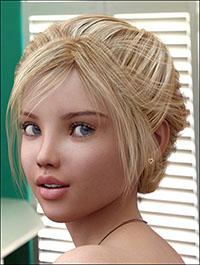 Fantasy Hair for Genesis 3 Female(s)