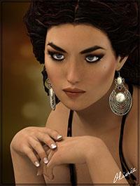 3DA Olivia for G3F by 3-DArena