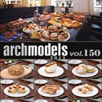 Evermotion Archmodels vol 150