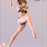 DynaEnergy Poses for Genesis 3 Female(s)