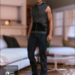 Street Cred Outfit for Genesis 3 Male(s)