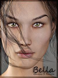 CB Bella G3F by CynderBlueDesigns