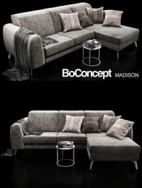 Sofa BoConcept Madison 3D Model