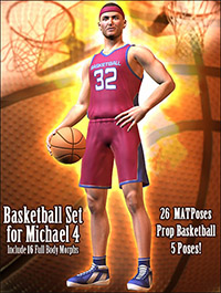 Basketball Set for Michael 4
