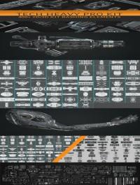 Tech heavy Pro Kit (400+ 2d/3d Elements)