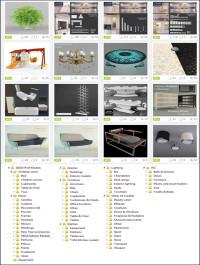 3DDD PRO 3D Models 2013