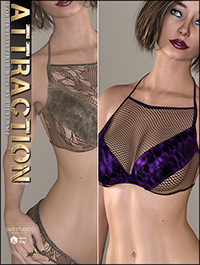 Attraction for Irresistible Bits by Sveva