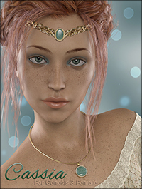 Cassia For Genesis 3 Female by Calico