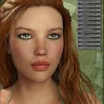 Genesis 8 Female Head Morph Resource Kit