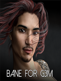 Bane for Lee 7 and Genesis 3 Male by RedzStudio