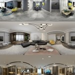 360° INTERIOR DESIGNS 2017 LIVING & DINING, KITCHEN ROOM MODERN STYLES COLLECTION 3