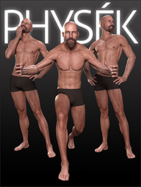 PHYSEK Poses for Michael 7 & Leo 7