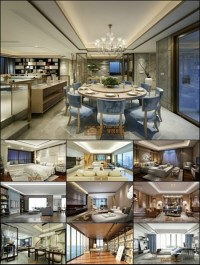 BXTOP INTERIOR 2017 HOUSE SPACE COLLECTION 1