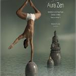 Aura Zen Poses for G3M/Michael 7 by fabiana