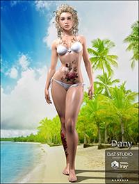 Dany for Genesis 3 Female