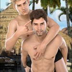 Andre for Genesis 3 and 8 Male