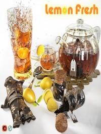 Tea with lemon (Lemon Fresh)