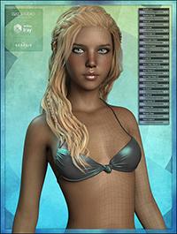 Genesis 8 Female Body Morph Resource Kit 2