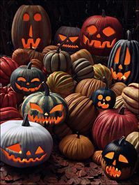 Orestes Epic Pumpkins Bundle