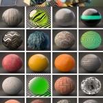 GreyscaleGorilla Texture Kit Pro 3.0 for Cinema 4D